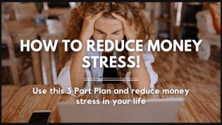 Reduce Money Stress Cover Photo