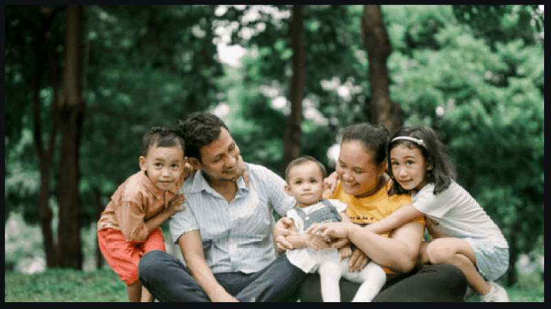 get out of credit card debt to start a family