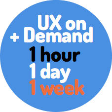 UX on demand