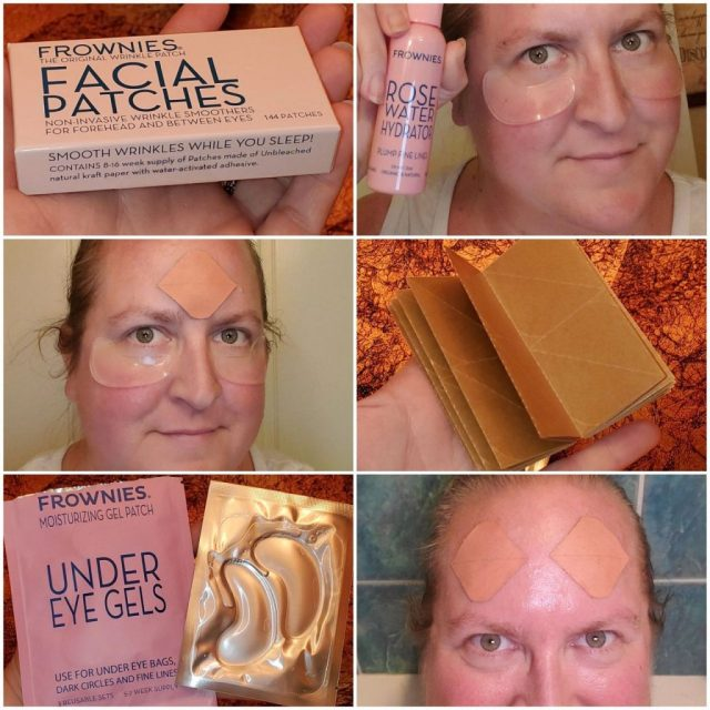 Frownies Facial Patches Reviews