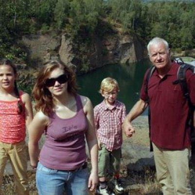 Peter Bongartz Familie