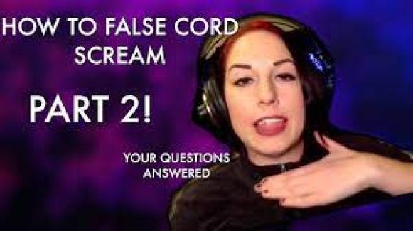Learn To Scream .Net