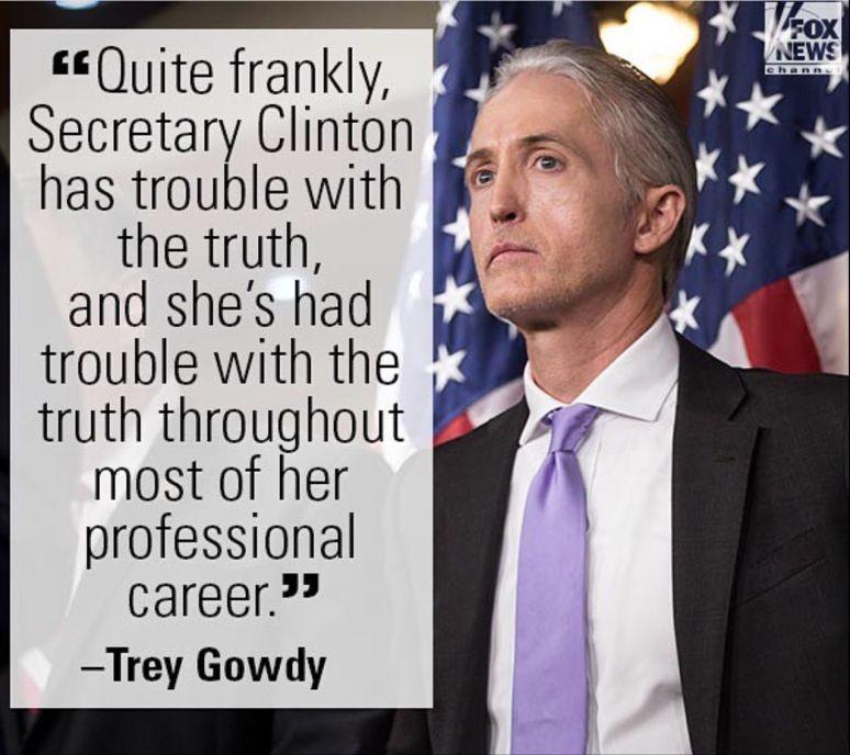Trey Gowdy Net Worth