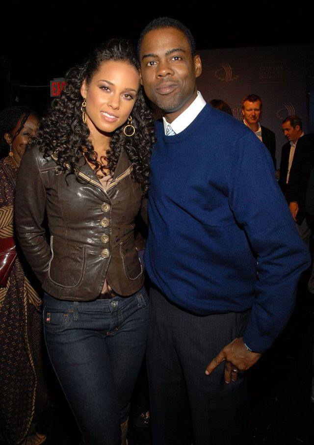 Alicia Keys Eltern