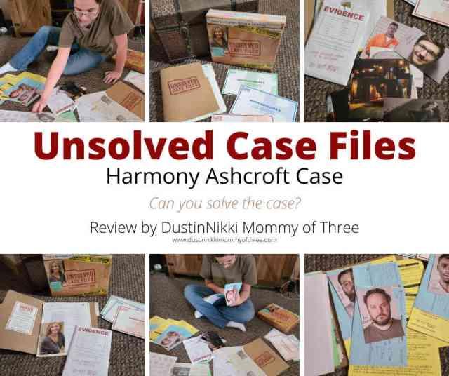 Fake Cold Case Files