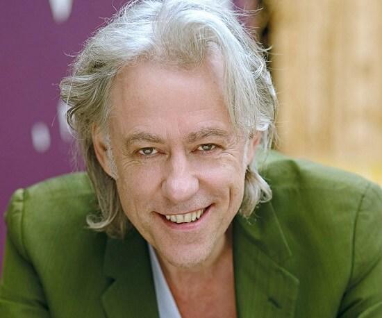 Bob Geldof Vermögen