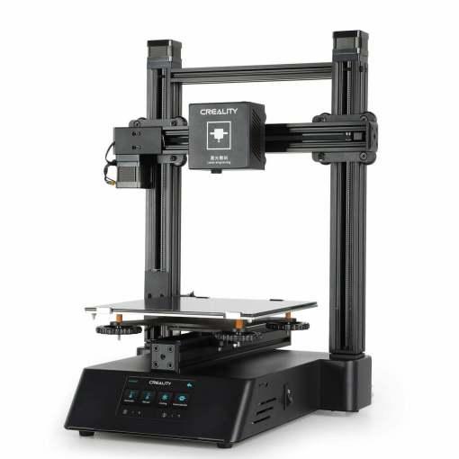 Imprimanta 3D, freza CNC, gravator laser Creality CP-01, 3 in 1