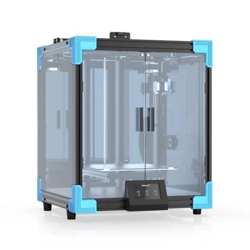 Imprimanta 3D Creality Ender-6 incinta inchisa, 250x250x400 mm