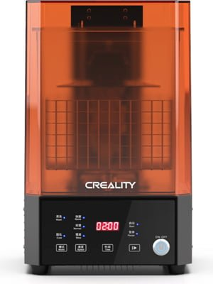Creality UW-01 - expunere si spalare