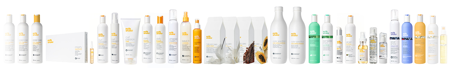 about the milk_shake brand of professional salon products