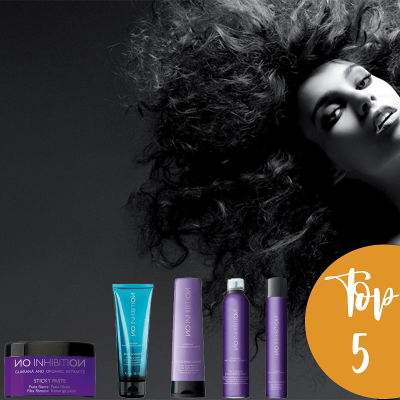 No Inhibition top 5 session stylers
