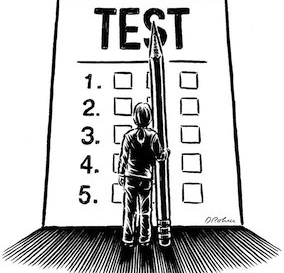 High-Stakes-Testing