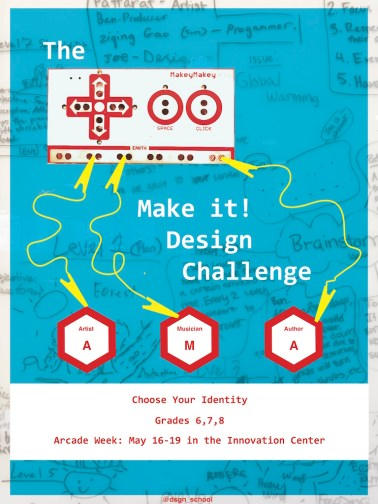 Makey Games Poster copy