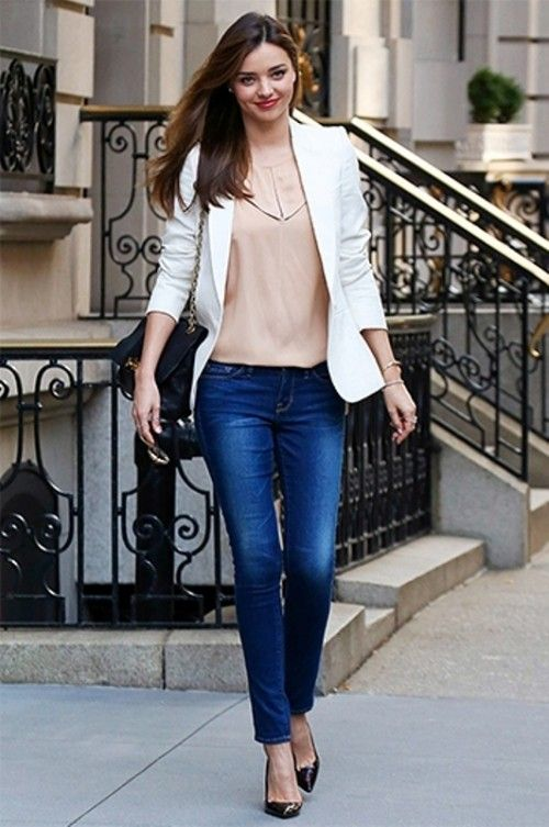 25 Best Smart Casual Outfit Inspiration For Ladies