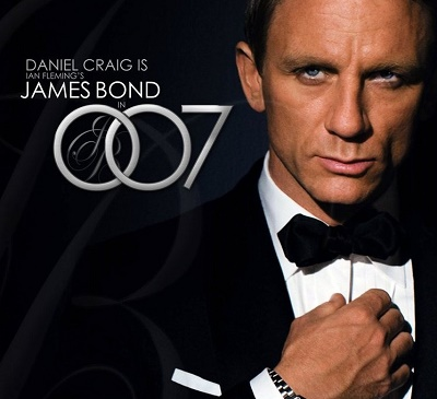 dress like james bond