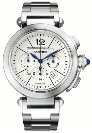 Cartier-Pasha-Seatimer-SS-Mens-Watch