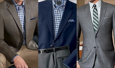 THE DIFFERENCE BETWEEN A BLAZER, SUIT JACKET & SPORTS COAT