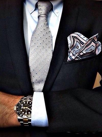 Power Dressing Men Tips