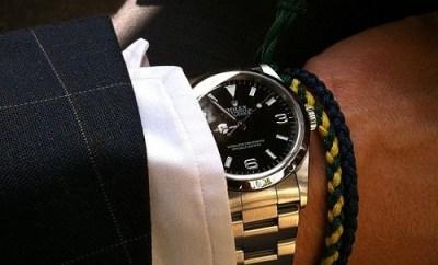 wrist watch guide