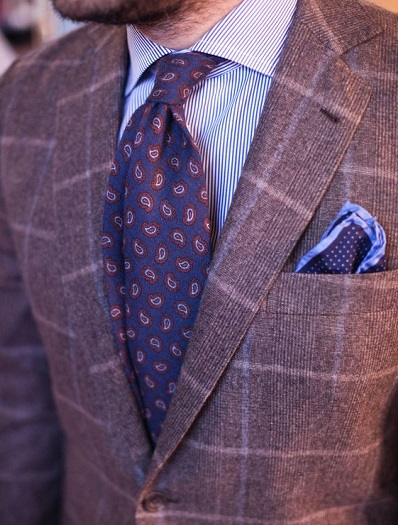 How to Match Your Tie to Your Suits and Shirts (Part 2 of 2)