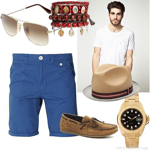 bbfdb97bf1 MEN'S BEACH STYLE   What To Wear To The Beach Or A Pool Party -