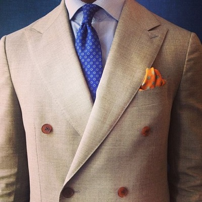 how to match your tie to your suits and shirts part 2 of 2