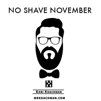 No shave november prizes for games