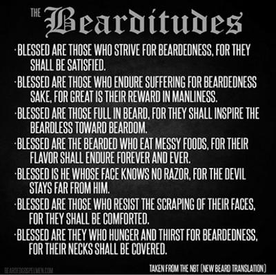 beard gospel