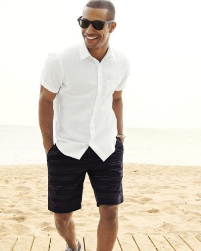 wear shorts for men
