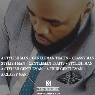 gentleman traits