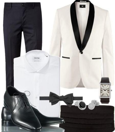 Wedding Attire Guide Tuxedo