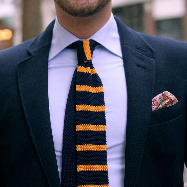 Knit Tie Guide - Everything You Need To Know About Knit ties