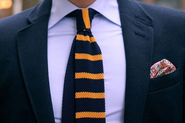 Knit Tie Guide