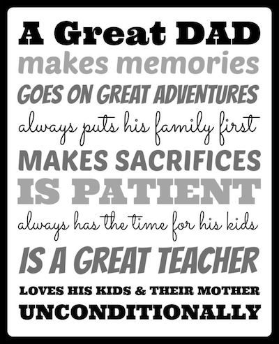 Being A Father Quotes Interesting Father's Day Quotes 48 Lovely Quotes That Celebrate Being A Dad