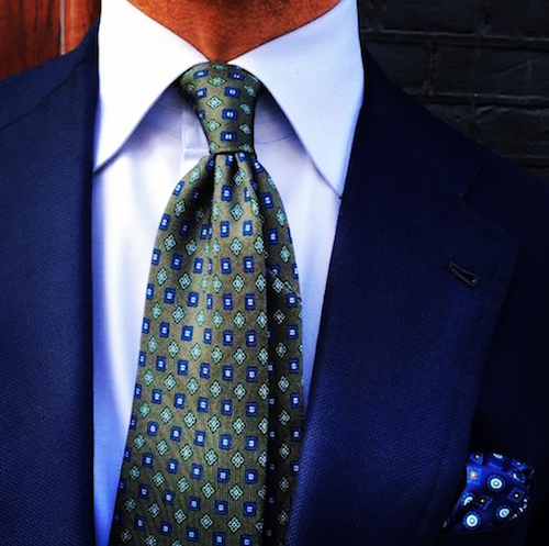 The Navy Blue Suit | The Best Shirts & Shoes To Wear With A Navy Suit