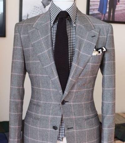 The Gray Suit: Best Shirt, Shoe