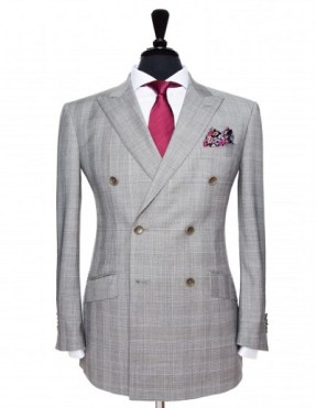 The Light Gray Suit