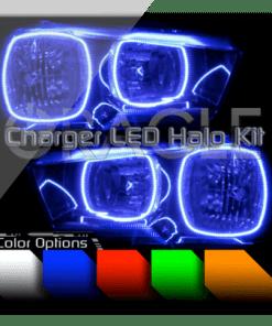 2011-'12 Dodge Charger Halo Kit
