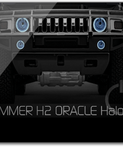 Hummer H2 ORACLE Headlight Halo Kit
