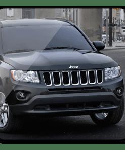 Jeep Compass Halos & LED Lighting