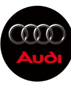 Audi LED Logo Door Projector Light