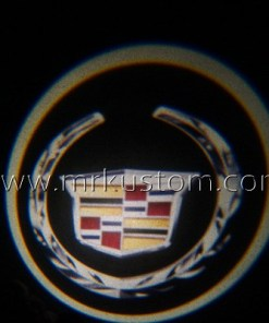 Cadillac LED Courtesy Logo Projector Lights