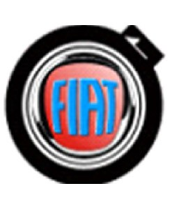 Fiat LED Logo Door Projector Lights
