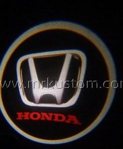 Honda LED Courtesy Logo Projector Lights