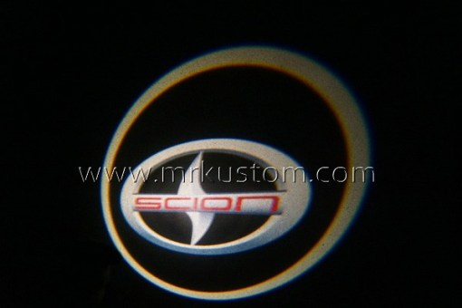 Scion LED Courtesy Logo Projector Lights
