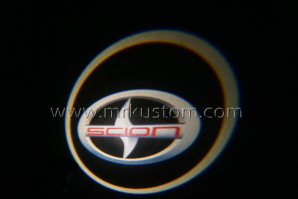 Scion LED Door Projector Courtesy Puddle Logo Lights