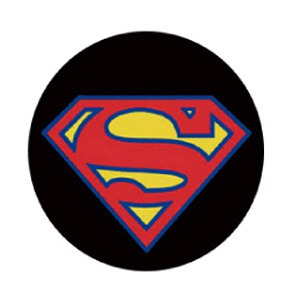 Superman LED Logo Door Projector Lights