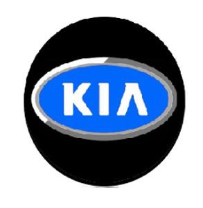 Kia Door Projector Lights Blue