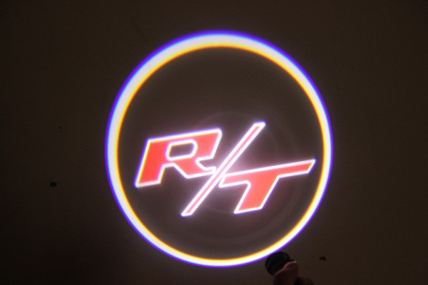 RT LED Door Projector Courtesy Puddle Logo Lights