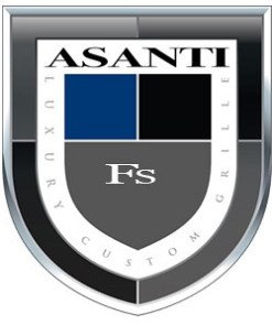 Asanti LED Logo Door Projector Light